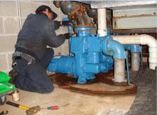 Commercial Sump Pumps Sewage Ejector Pumps Illinois Pump