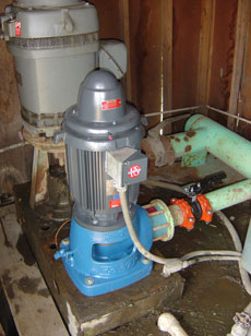 irrigation turbine pump